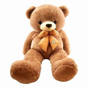 Super mjuk nallebjörn 🐻 100cm stor  Original pris 600kr Skriv till mig för fler frågor! 💌