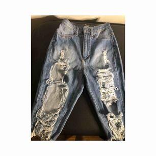 oanvända shorts från fashionnova! strl 3 i US som motsvarar 25