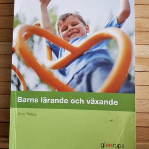 Barns lärande och växande - Tove Phillips - gleerups