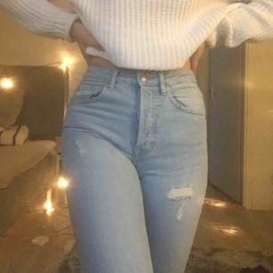 Snygga jeans, knappt använda💫
