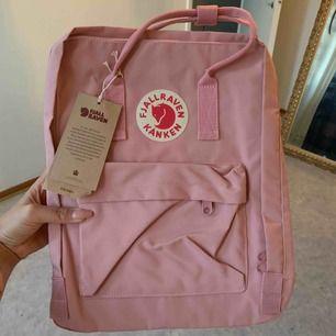 Som ni ser helt ny fjällräven ryggsäck köpt för 899kr