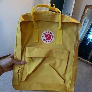 Helt ny fjällräven ryggsäck köpt för 899kr