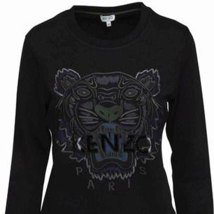 Kenzo sweatshirt, äkta. Köpt för 2200kr och endast använd vid 2 tillfällen 🌸