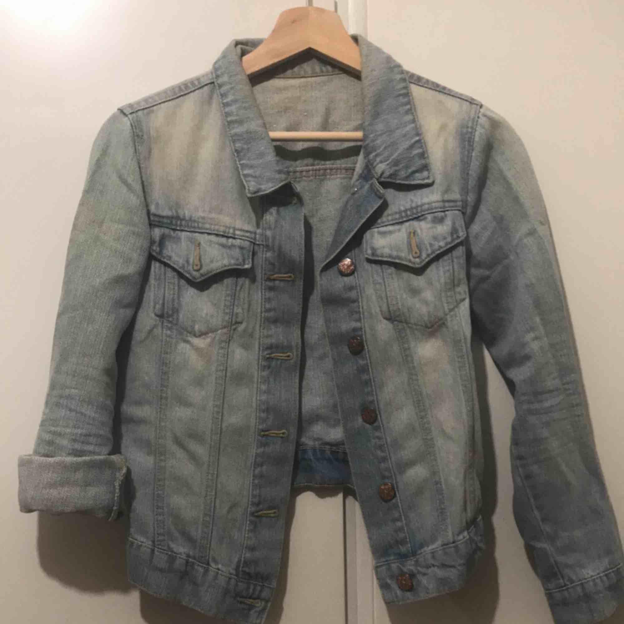 Jeans jacka . Jackor.
