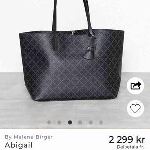 Söker denna väska från Malene Birger 48x28 cm. Hör av dig om du säljer denna!
