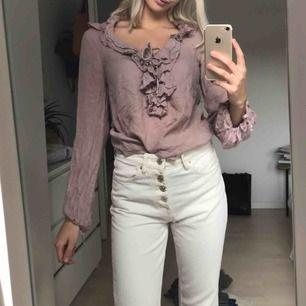 Söt lila/rosa blus!💓
