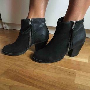 Vagabond svarta boots