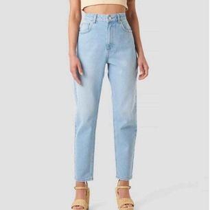 Mom jeans från NAKD, endast testade! Nypris: 400 kr