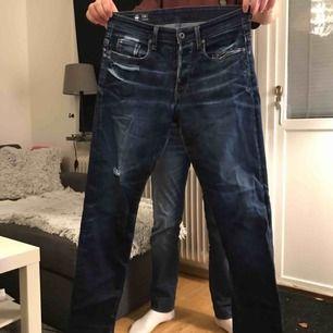 Min pojkväns G-Star byxor. Super fina men han passar inte i dom längre. Köpta förra vintern. Nytt pris: 1099kr💞