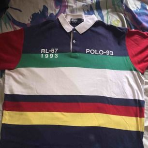 Original vintage Polo Ralph Lauren CP 93 polo shirt in perfect condition! Size XXL but fits like a XL