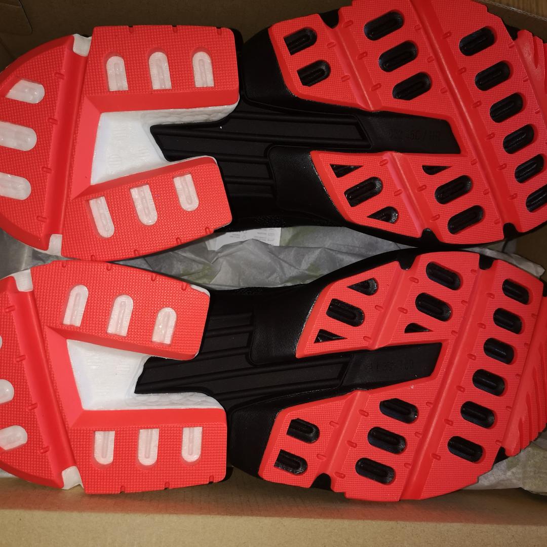 Säljer helt nya oanvända adidas originals - pod-s3.1.  Storlek: 43 1/2 Färg: Core black/ Solar red Material: textil, konstmaterial, skinn, stickat tyg.. Skor.