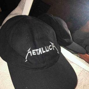 Metallica-keps, typ aldrig använt. Köparen står för frakt!
