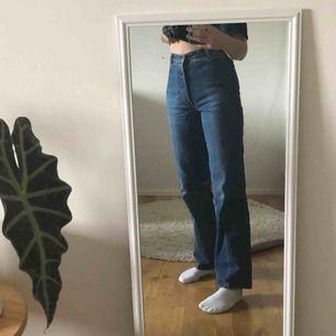 raka jeans från calvin klein! passar mig bra (jag är vanligtvis w26-w27) och 167cm lång🍁🌜🥧🏺🧡