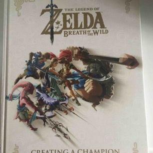 The legend of Zelda creating a champion bok, fick i julklapp förra julen och har nu läst klart den, dags att skicka vidare den till någon annan.  Köparen står för frakten kan även mötas upp i centrala Stockholm