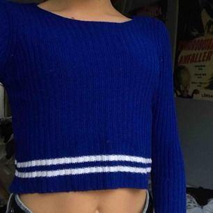 Fin tröja, vet inte var jag köpt den. Nästan oanvänd