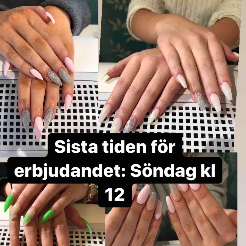 NYTT NAGELSET FÖR 130kr !!!!. Tröjor & Koftor.