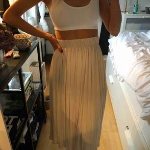 Så skön kjol nästan aldrig använd 😰⚡️ köpare står för frakt
