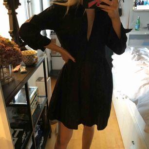 Fin svart klänning aldrig använd 🖤