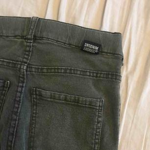 Jätte fina dr denim Jeans i storlek xs formar kroppen jätte fint
