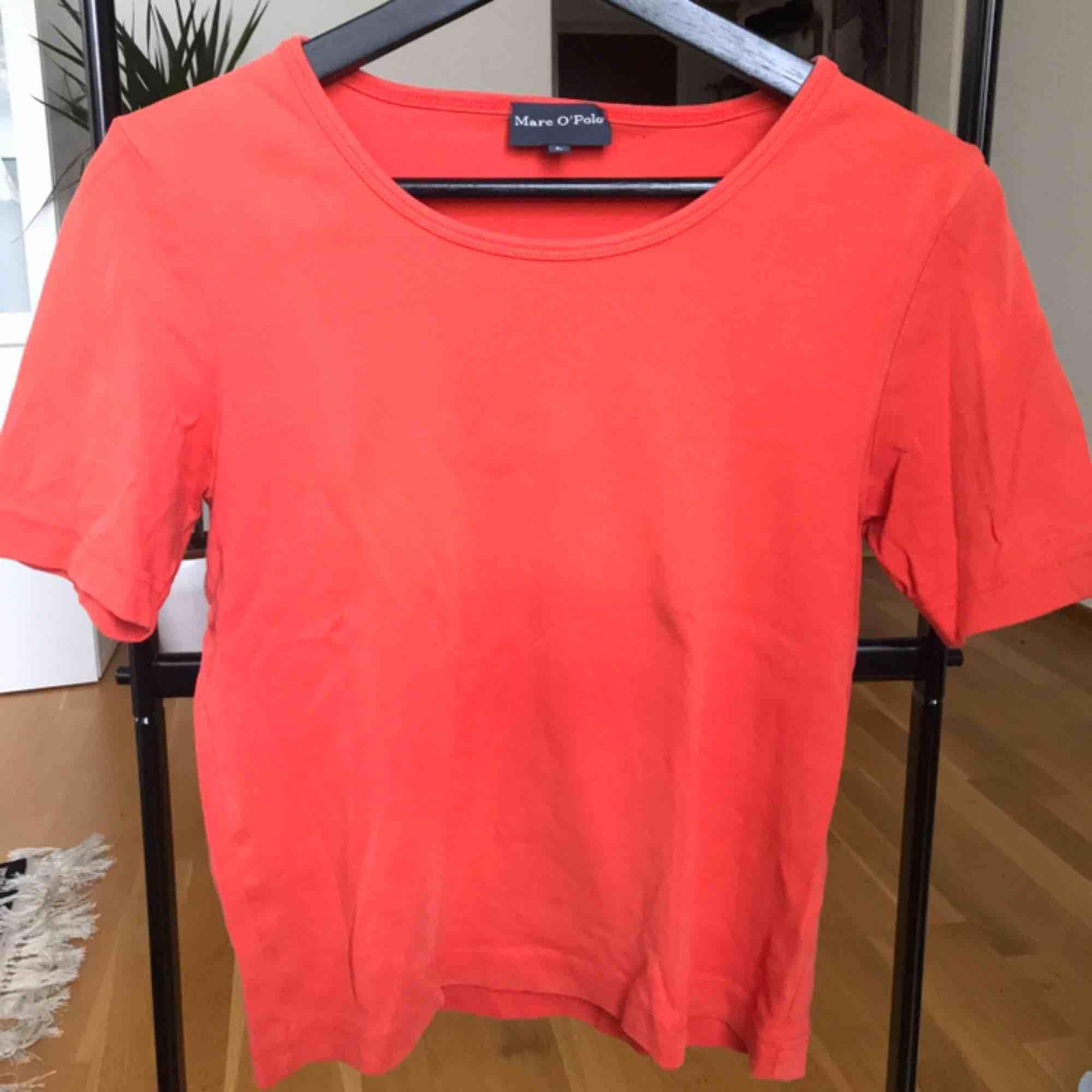 Orange T-shirt . T-shirts.