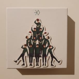 Kpop Album EXO - Winter Special Album