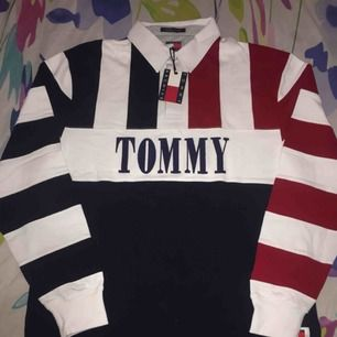Limited edition Tommy Jeans Archive capsule, brand new with tags size L...Already sold out everywhere so it's almost impossible to find this