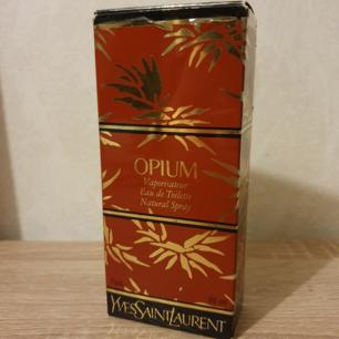 YSL opium vaporisateur 69ML, EDT Oanvänd Nypris ca 1.200kr Frakt tillkommer