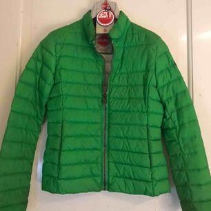 Grön colmar jacka