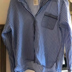 Pyjamasskjorta från hm
