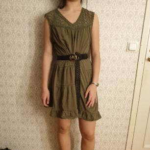 Odd molly klänning som är sparsamt använd. Kan fraktas