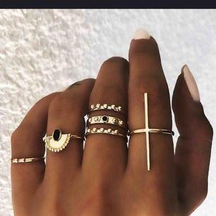 Guldiga ringar