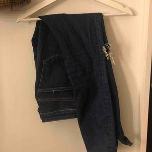 Jeans från Gina, helt oanvända och väldigt bekväma!  Nypris: 350 säljer för 170kr