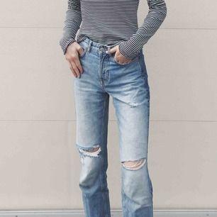 Tyvärr växt ut mina favojeans, från H&M med hål på knäna