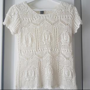 Virkad tröja från H&M 🌟