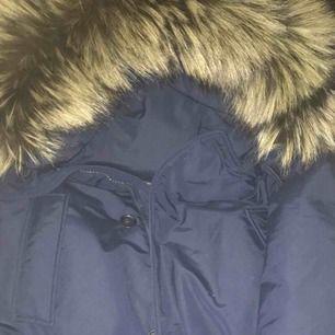 Woolrich John rich & Bros jacka Unisex Oanvänd Äkta päls Storlek M Köptes för 8899 kr