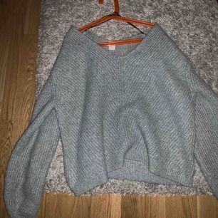 Ur fin stickad tröja i storlek 34
