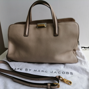 Marc by Marc Jacobs Shoulder Bag, excellent condition, dustbag, authentic, size 35x20x14cm, color beige, write me for more info and pics  🙂
