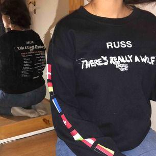 merch från Russ konsert 2018, jätte mysig och skön men använder tyvärr aldrig längre 💞