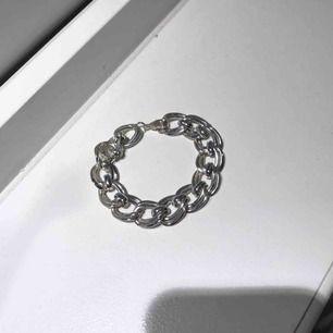 Asballt silver kedje armband! ❣️