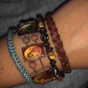 💎olika armband, super snygga. Från olika länder och butiker. Som nya!💎