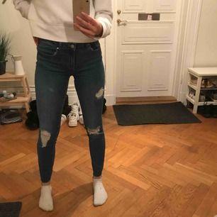 Jeans från Gina i modellen Emma, hur sköna som helst och sitter perfekt