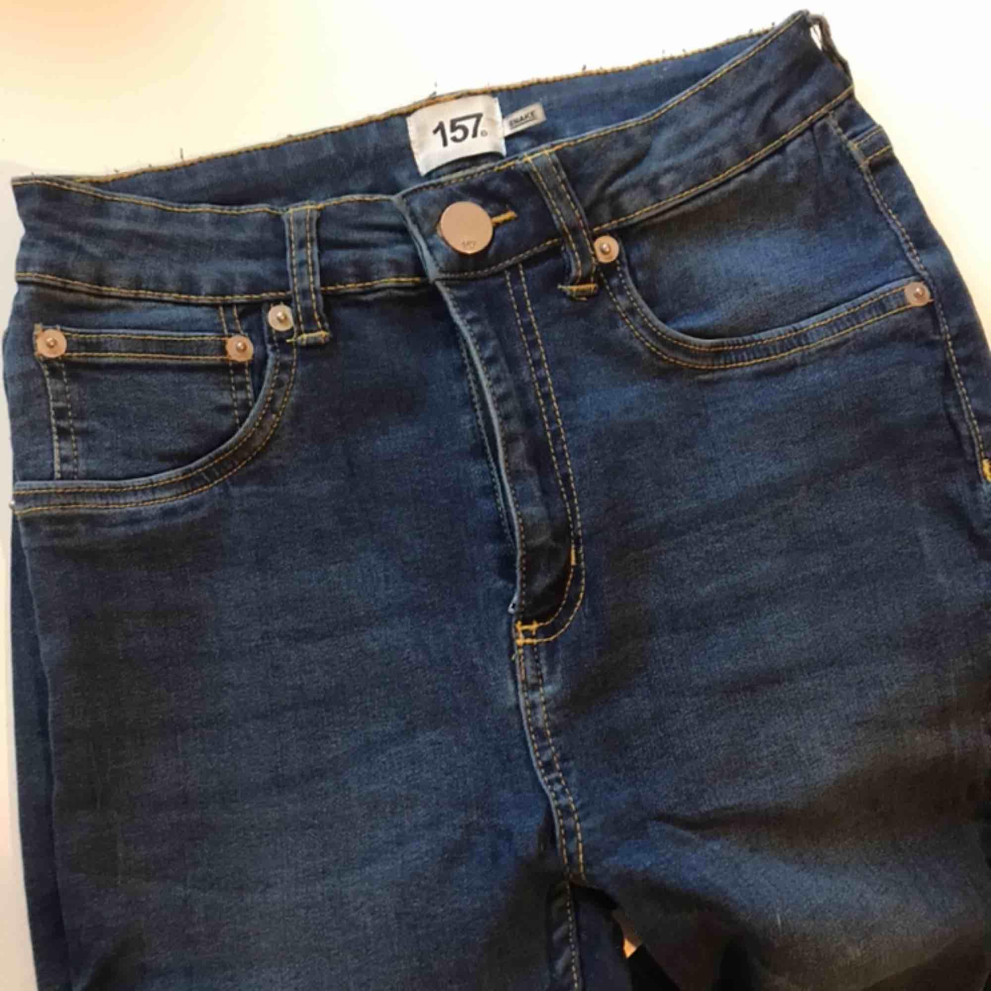 Sköna jeans med hög midja. Använd ett fåtal gånger. Kan mötas upp i Linköping eller skickas mot fraktkostnad! 🍃. Jeans & Byxor.