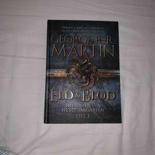 Säljer en ny bok, eld & blod del 1!! Kan bara träffas.