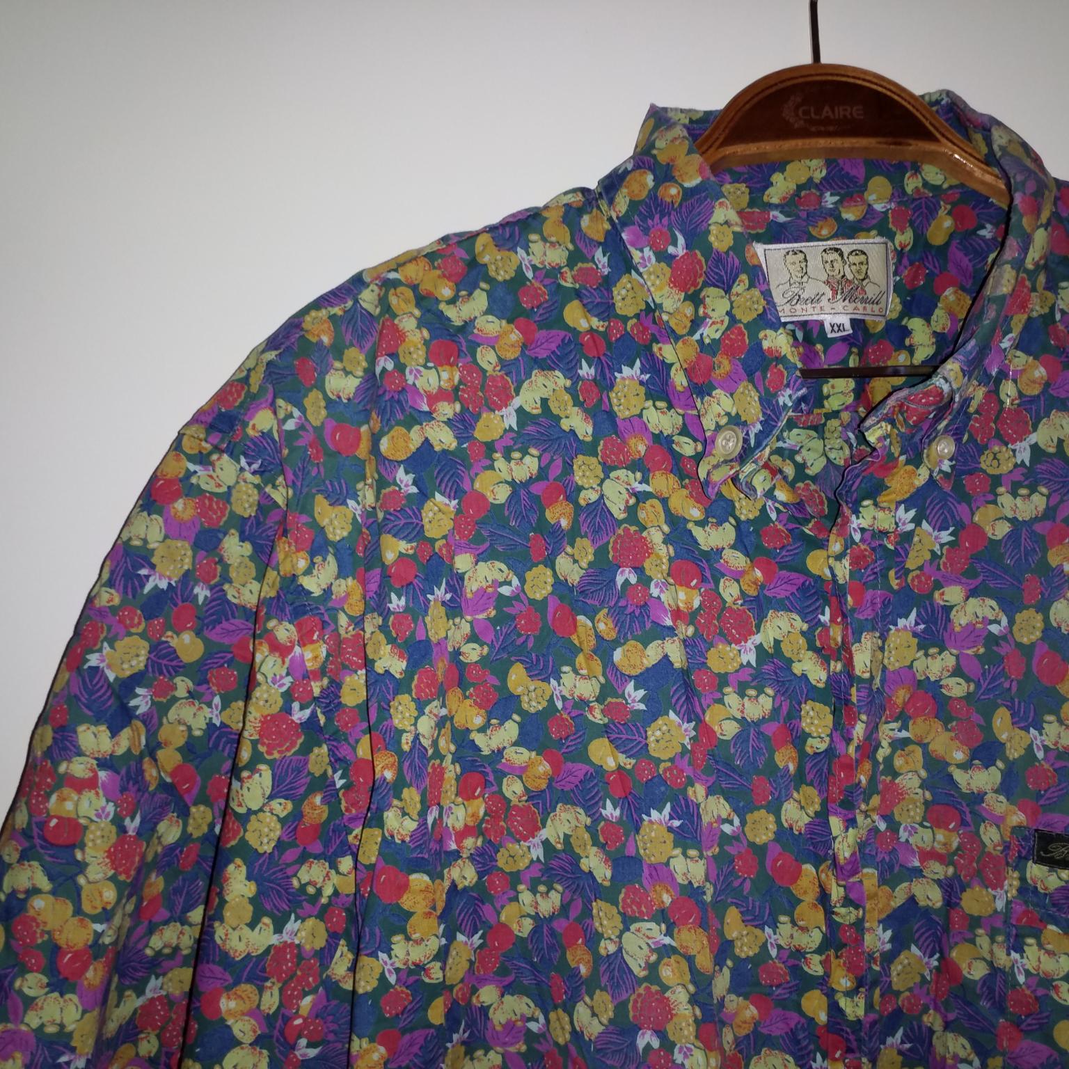 Superfin vintageskjorta, passar de flesta upp till xxl. Skjortor.