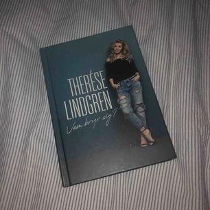 """Therese Lindgrens bok """"Vem bryr sig?"""". Frakt ingår."""