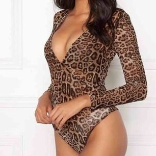 Leopard Body. Aldrig använd
