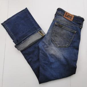Supersnygga jeans från Lee, superfint skick! Köparen står för frakten ⚡