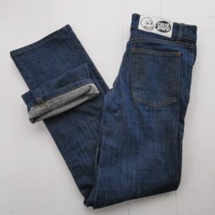 Supersnygga jeans från Cheap Monday i jättefint skick. Köparen står för frakten ⚡