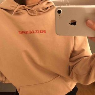 En superfin hoodie ifrån Carlings🧸 Har använts ett fåtal gånger, nästan i nyskick! Frakt tillkommer🌼