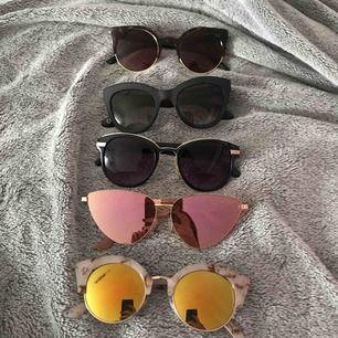 Cateye solglasögon 50kr st